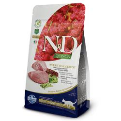 FARMINA N&D QUINOA Weight Management Lam.Broc.Aspar. 0.3kg